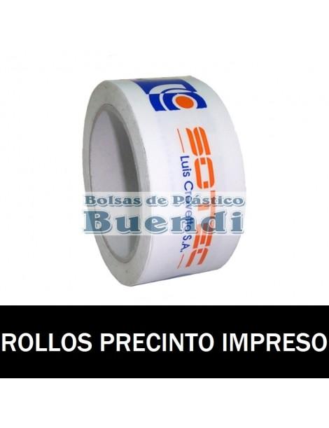 ROLLOS DE PRECINTO IMPRESO