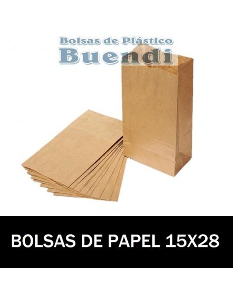 BOLSAS DE PAPEL PARA PAN ANONIMAS 14+6x28