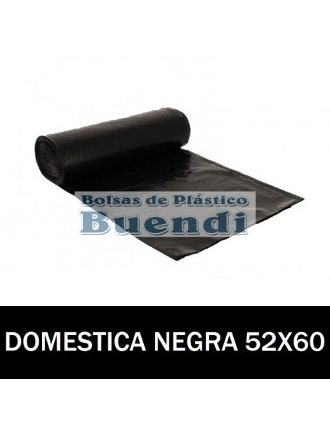 BOLSAS DE BASURA NEGRA 52x60 20 SERV. G.75