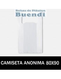 BOLSAS DE PLASTICO CAMISETA ANÓNIMAS 80X90