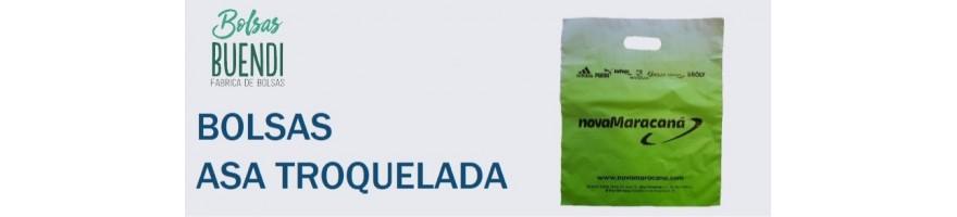 BOLSAS DE PLASTICO ASA TROQUELADA