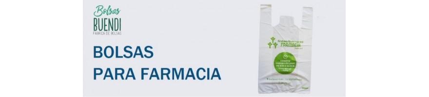 BOLSAS DE FARMACIA PERSONALIZADAS