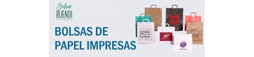 BOLSAS DE PAPEL PERSONALIZADAS